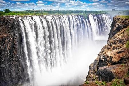 Viktoriiny vodopády zmapy nemizí