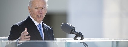 Joe Biden - prezident USA Foto: Chairman of the Joint Chiefs of Staff Flickr