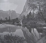 Eadweard Muybridge: Valley of Yosemite