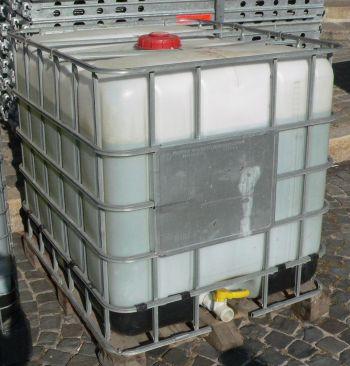 IBC, intermediate bulk container