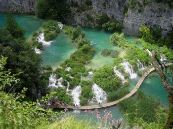 Národní park Plitvice