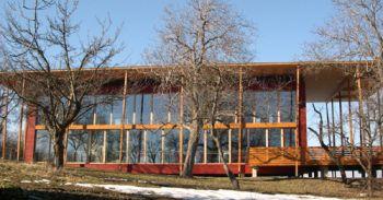 S-House, ekologický a pasivní dům