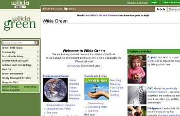 Wikia Green
