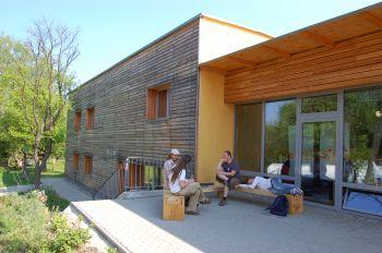 Pasivní dům Hostětín