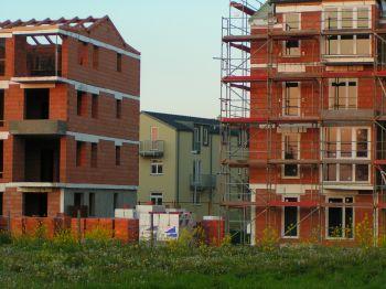 Stavba bytov�ch dom�