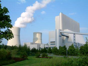 Tepelná elektrárna Schwarze Pumpe společnosti Vattenfall.
