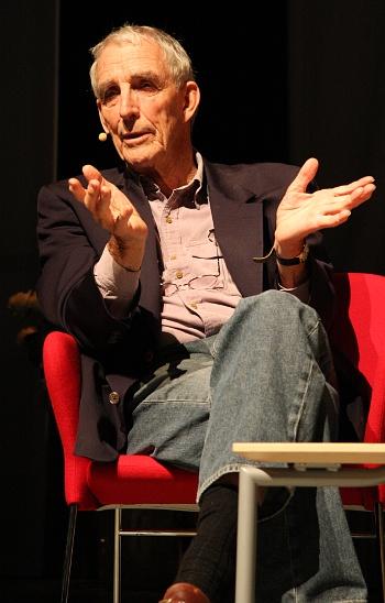 Spisovatel Peter Matthiessen