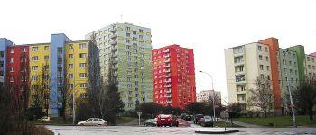 Pražské sídliště