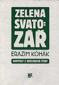 Obálka knihy E. Koháka