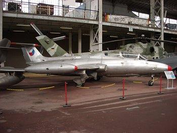 Letadlo L-29 Delfín