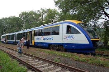 Veolia Transport si brousí zuby na trať z Prahy do Berouna přes Rudnou