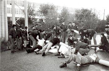 Blokáda Temelína, 10/1995