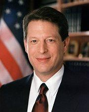 Oficiální portrét Alberta Gorea