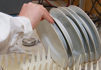 Mytí talířů